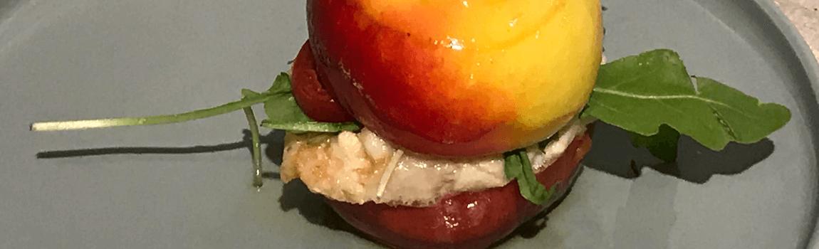 Apfel-Ziegenkäse-Burger Rezept von Elbe-Obst aus dem Alten Land