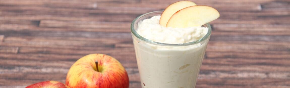 Apfelquark Rezept von Elbe-Obst aus dem Alten Land