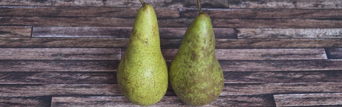Birnensorte Conference von Elbe-Obst aus dem Alten Land