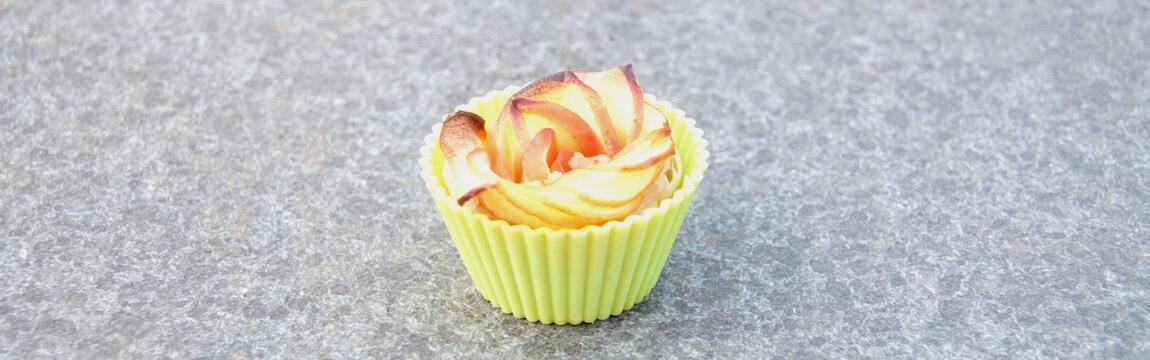 Rezept Apfelrose
