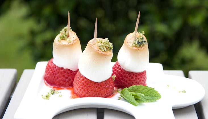 Rezept Erdbeer-Marshmallow