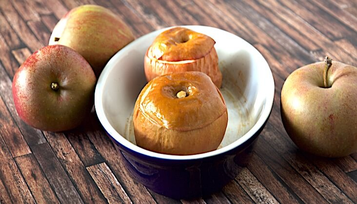 Rezept Bratapfel mit Boskoop