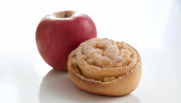 Leckere Apfelschnecken - rezept von Elbe-Obst